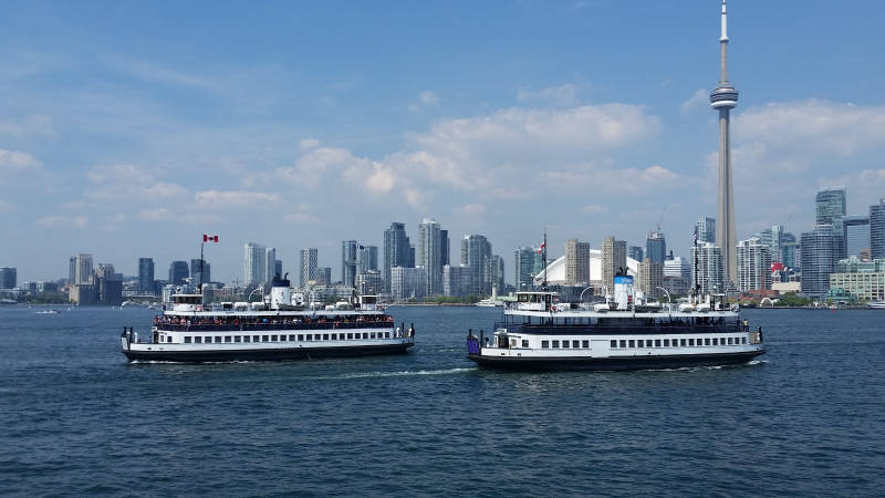 City of Toronto - Ferry